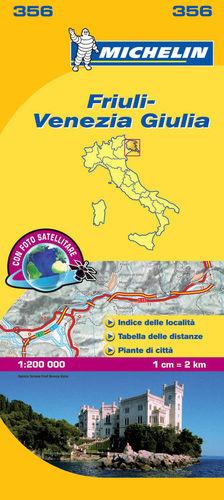 MAPA LOCAL 356 ITALIA: FRIULI-VENEZIA GIULIA