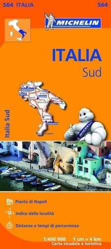MAPA REGIONAL 564 ITALIA SUD