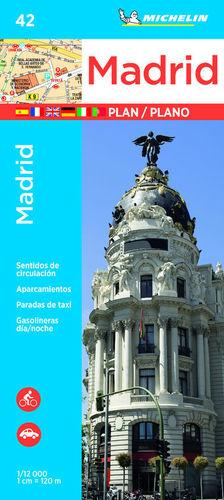 PLANO MADRID 42