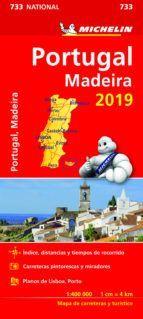 MAPA NATIONAL 733 PORTUGAL MADEIRA 2019