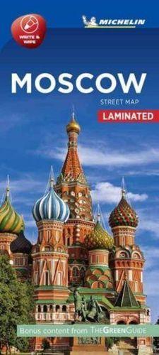 MOSCÚ PLANO PLEGABLE PLASTIFICADO 2020