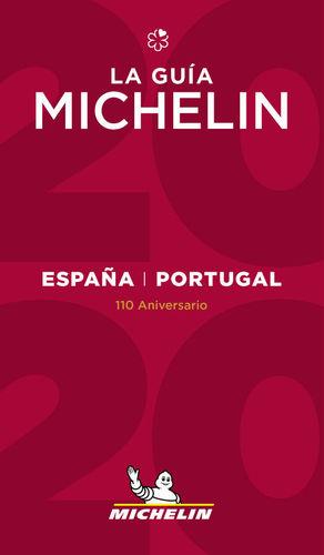 LA GUIA MICHELIN ESPAÑA PORTUGAL 2020