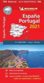 MAPA NATIONAL 794 ESPAÑA - PORTUGAL ALTA RESISTENCIA 2021