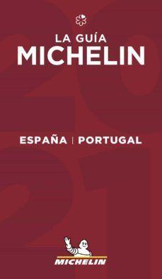 LA GUIA MICHELIN ESPAÑA Y PORTUGAL 2021