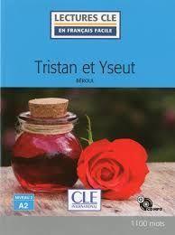 TRISTAN ET YSEUT - LIVRE + CD NIVEAU2-A2