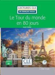 LE TOUR DU MONDE EN 80 JOURS - LIVRE - 2º EDITIÓN - NIVEAU 3/B1