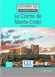 LE COMTE DE MONTE-CRISTO - LIVRE - NIVEAU 2/A2 - 2º EDITIÓN