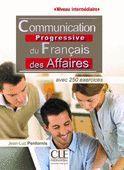 COMMUNICATION PROGRESSIVE DU FRANÇAIS. INTERMÉDIAIRE. B1
