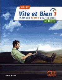 VITE ET BIEN 1 LIVRE + CD AUDIO - NIVEAU A1/A2