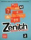 ZÉNITH 2 - LIVRE + CD AUDIO
