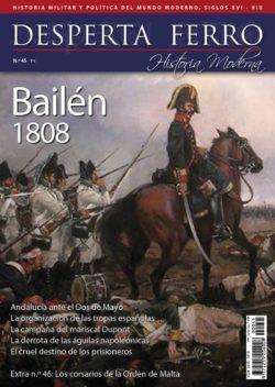 DESPERTA FERRO HISTORIA MODERNA 45: BAILÉN 808