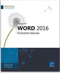 WORD 2016 - FUNCIONES BÁSICAS