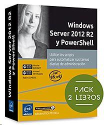 WINDOWS SERVER 2012 R2 Y POWERSHELL (2 VOL.)