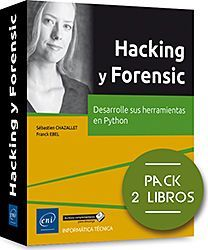 HACKING Y FORENSIC (PACK 2 LIBROS)