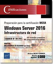 WINDOWS SERVER 2016. INFRAESTRUCTURA DE RED