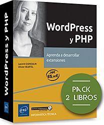 PACK WORDPRESS Y PHP: APRENDA A DESARROLLAR EXTENSIONES