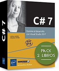 PACK EXPERTO C#7 (PACK 2 LIBROS)