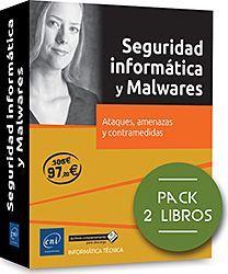 PACK EPSILON SEGURIDAD INFORMÁTICA Y MALWARES (PACK 2 LIBROS)