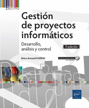 GESTION DE PROYECTOS INFORMATICOS