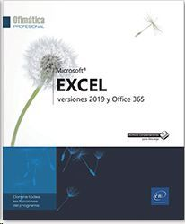 EXCEL - VERSIONES 2019 Y OFFICE 365