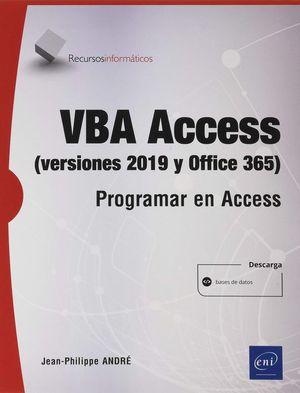 VBA ACCESS (VERSION 2019 Y OFFICE 365)