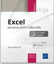 EXCEL VERSIONES 2019 U OFFICE 365