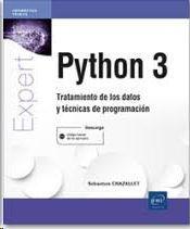 PYTHON 3 - TRATAMIENTO DE LOS DATOS Y TÉCNICAS DE PROGRAMACIÓN