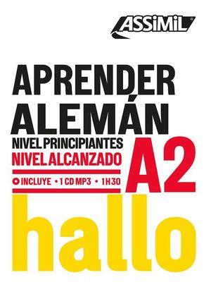 APRENDER ALEMAN + CDMP3 (A2)