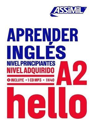 APRENDER INGLES + CDMP3 (A2)