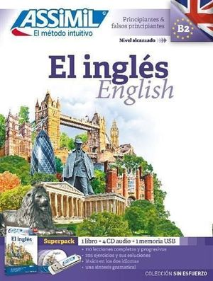 EL INGLES ALUM+CD4+USB (NIVEL B2)