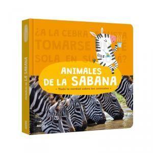 ANIMALES DE LA SABANA (ANIMASCOPIO)