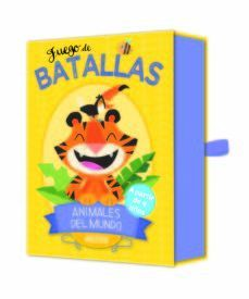 ANIMALES DEL MUNDO. JUEGO DE BATALLAS