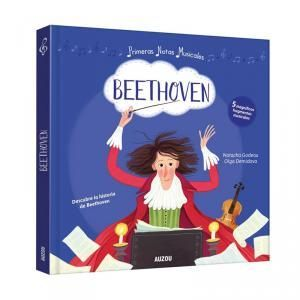 BEETHOVEN. MIS PRIMERAS NOTAS MUSICALES