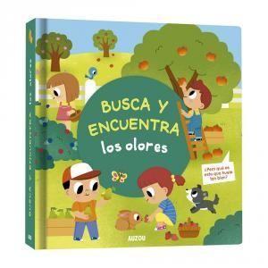 BUSCA Y ENCUENTRA, LOS OLORES