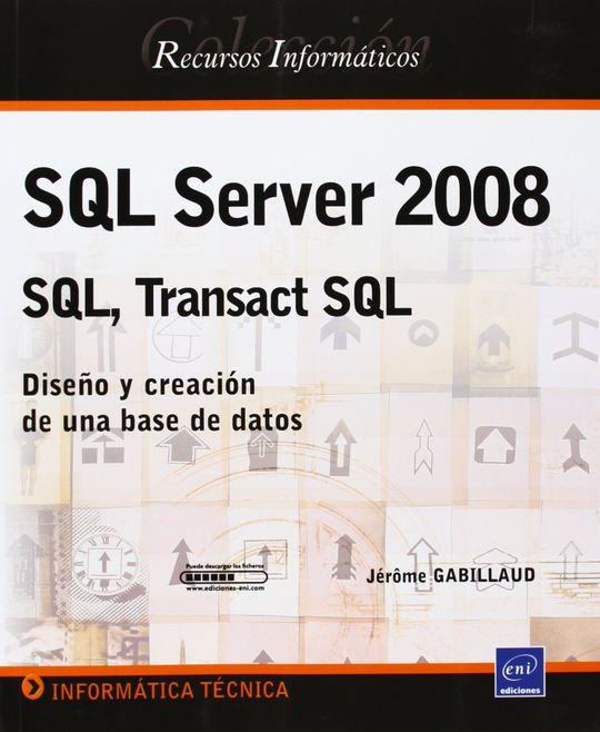 RECURSOS INFORMATICOS SQLS SERVER 2008