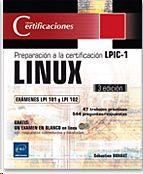 PREPARACIÓN A LA CERTIFICACIÓN LPIC-1 LINUX