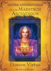 CARTAS ADIVINITARIAS DE LOS MAESTROS ASCENDIDOS (44 CARTAS Y UN LIBRO GUÍA)