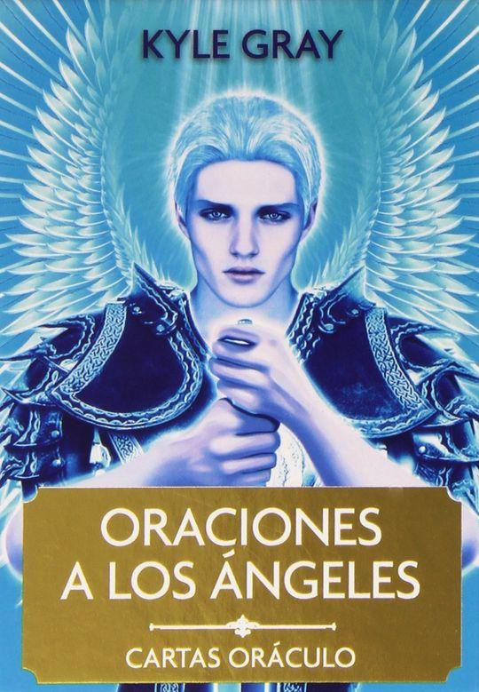 ORACIONES A LOS ANGELES CARTAS ORACULO