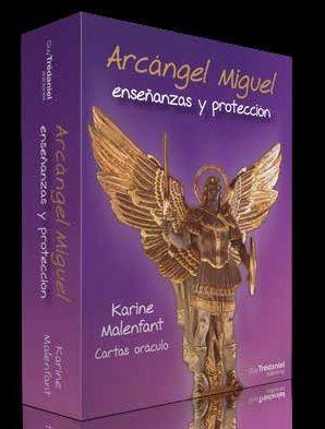 ARCANGEL MIGUEL ENSEÑANZAS Y PROTECCION