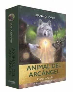 EL ORACULO ANIMAL DEL ARCANGEL. CARTAS ORACULO