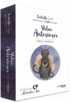 VIDAS ANTERIORES. CARTAS ORACULO
