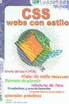 CSS: WEBS CON ESTILO