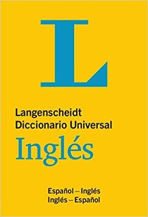 DICCIONARIO UNIVERSAL INGLES - ESPAÑOL / ESPAÑOL - INGLES