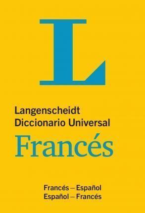 DICCIONARIO UNIVERSAL FRANCES - ESPAÑOL / ESPAÑOL - FRANCES