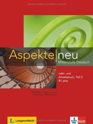 ASPEKTE NEU 1-2 ALUM+EJER+CD TELL 2 PARTE 2