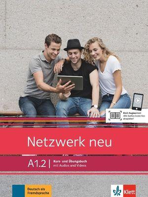 NETZWERK NEU A1.2, LIBRO DEL ALUMNO Y LIBRO DE EJERCICIOS, PARTE 2
