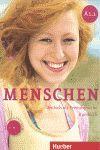 MENSCHEN A1.1 KB+DVD-ROM (ALUM.)