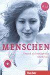 MENSCHEN A1.1 AB+CD-AUDIO (EJERC.)