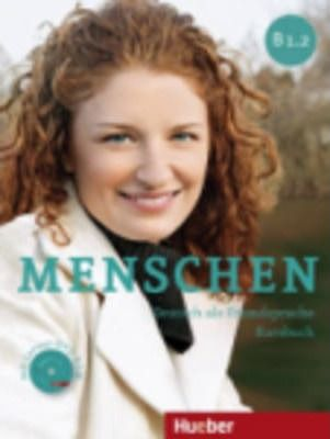 MENSCHEN B1.2 KB+DVD-ROM (ALUM.)