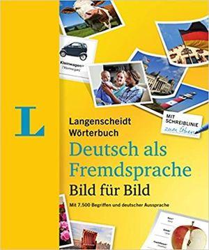 LANGENSCHEIDT DEUTSCH BILD FÜR BILD - GERMAN PICTURE DICTIONARY